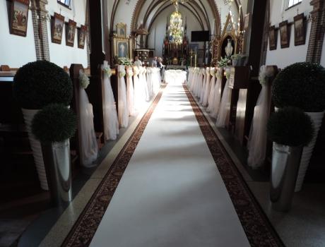 Dekoracje Kościołów_9